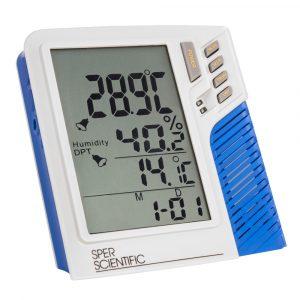 Thiết bị/ Data logger giám sát, theo dõi nhiệt bức xạ, nhiệt độ, độ ẩm