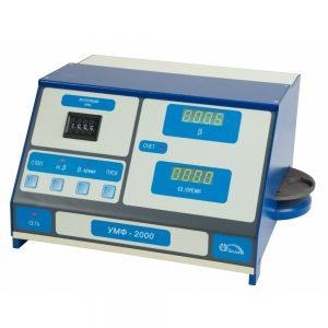 Máy đo phóng xạ Alpha Beta để bàn