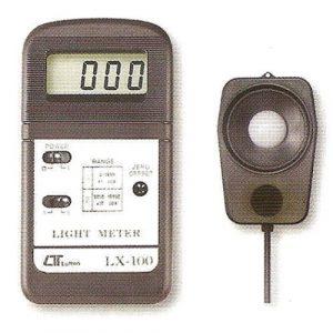Máy đo ánh sáng Lutron LX 100