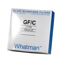 Màng lọc sợi thủy tinh GF/C, 1.2um 47mm Whatman