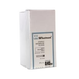 Màng lọc Cenluloz Nitrate 0.45um, 47mm tiệt trùng, kẻ sọc - Whatman