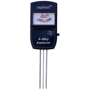 Máy đo độ dinh dưỡng đất 4 way analyzer