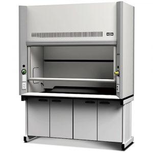Tủ hút khí độc CLE-101-1200 CHC Lab có đường ống