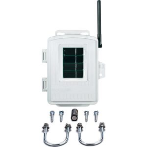 Trạm giám sát nhiệt độ - độ ẩm của đất và độ ướt của lá