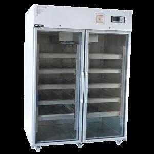 BBR 1400-D - Tủ lạnh trữ máu, 1381 lít, 2 cửa kính, hệ thống làm lạnh kép BBR 1400-D Arctiko