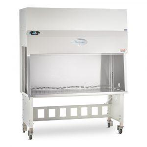 NU-140-530/E - Tủ thao tác - Tủ cấy vô trùng (dòng khí thổi đứng) Nuaire