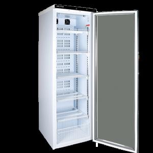 PRE 440 - Tủ mát bảo quản +2 đến +8°C, loại đứng, cửa kính, 437 lít Arctiko