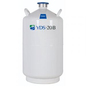 YDS-20B - Bình đựng nitơ lỏng 20 lít bảo quản mẫu lạnh Haier BioMedical