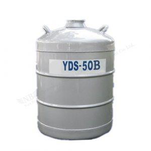 YDS-50B - Binh đựng nitơ lỏng 50 lít bảo quản mẫu lạnh Haier BioMedical